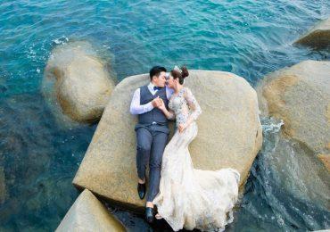 Ngất ngây với bộ ảnh cưới thực hiện trong 12 tháng của Hoa hậu Đặng Thu Thảo
