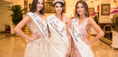 Hoa hậu Áo khẳng định Tiểu Vy là đối thủ đáng gờm tại Miss World 2018