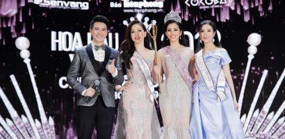 MC Vũ Mạnh Cường lên tiếng khi Hoa hậu Tiểu Vy trả lời ấp úng khi họp báo