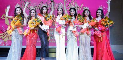 Lâm Hùng hội ngộ các người đẹp đăng quang 'Người mẫu nữ doanh nhân đất Việt 2018'
