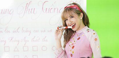 Tung MV mới mừng Tết Trung thu, Shin Hồng Vịnh bắt trend 'tròn, vuông, tam giác'