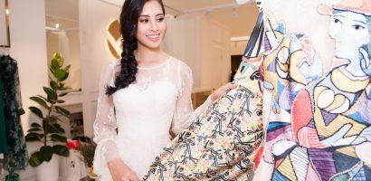 Hoa hậu Trần Tiểu Vy sẽ tham dự sự kiện tại Pháp cùng sao hạng A quốc tế