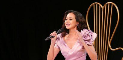 Én vàng học đường 2018: Hoa hậu Kiều Ngân 'xé luật', chủ động lôi kéo thí sinh về đội mình