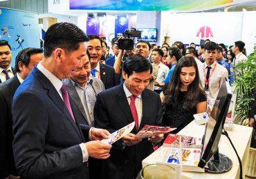 Những con số ấn tượng tại 'Hội chợ Du lịch Quốc tế Tp.HCM 2018'