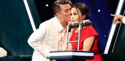 Tuyệt đỉnh song ca: Cẩm Ly đe dọa dùng băng keo 'khóa miệng' Quang Lê