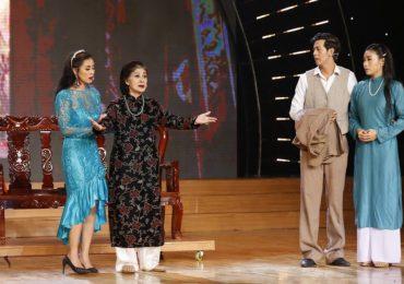 Kịch cùng Bolero 2018: NSUT Công Ninh khen 'Kiều nữ làng hài' diễn giỏi