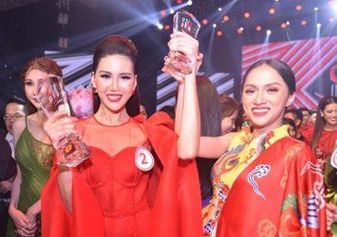 'Học trò' của Hoa hậu Chuyển giới Hương Giang giành giải Vàng Siêu mẫu 2018