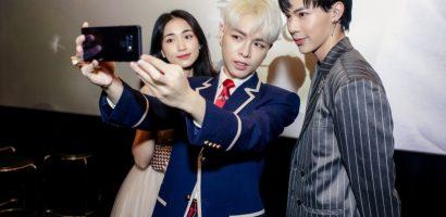 Đức Phúc ra mắt MV mới, Hòa Minzy và Erik cùng chúc mừng