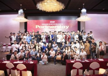 Hàng trăm Youtuber đình đám hai miền Bắc Nam hội tụ tại Yeah1 Partner Day