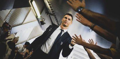 Juventus thắng Napoli 3-1: Giờ thì ai còn chê Ronaldo ích kỷ?
