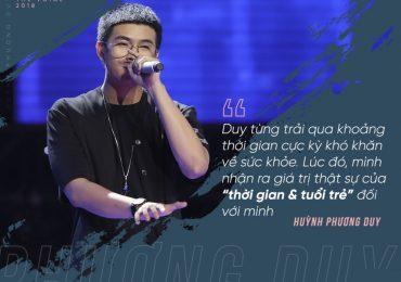 Huỳnh Phương Duy 'The Voice' – học trò HLV Lam Trường chính thức chào sân V-pop
