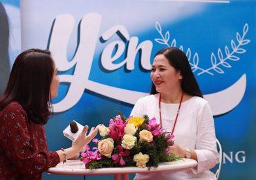 MC Quỳnh Hương chọn 'Yên' khi bước sang chặng đường mới