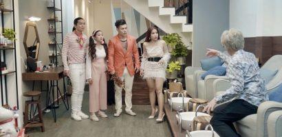 'Tiệm nail của Linda': 'Chết cười' với chiêu trò câu khách của Khả Như, BB Trần, Dương Lâm