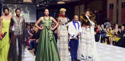 Ngọc Tình sặc sỡ, Diệu Huyền được chọn làm vedette ở tuần lễ Couture New York Fashion
