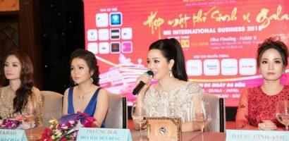 Cuộc thi 'Hoa hậu doanh nhân quốc tế 2018' được tổ chức trên du thuyền 5 sao