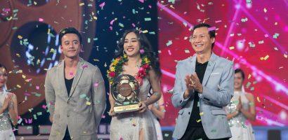 Diễn viên Song Ngư đăng quang Quán quân 'Gương mặt điện ảnh 2018'