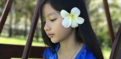 Ngọc Diễm kể chuyện con gái tập tành 'khởi nghiệp' ở tuổi lên 8