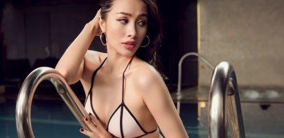 Yaya Trương Nhi tái xuất với bikini sau một năm 'kín đáo'