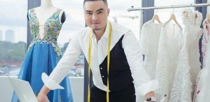 NTK Đức Vincie: 'Hợp tác với người đẹp quốc tế không phải để chứng minh đẳng cấp'
