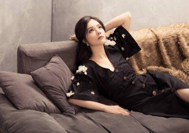 Dương Cẩm Lynh thể hiện tâm trạng buồn trong bộ ảnh mới