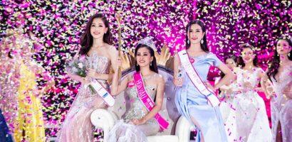 Người đẹp 18 tuổi đăng quang Hoa hậu Việt Nam 2018