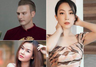 Linh Nga, Kyo York, Võ Hạ Trâm trình diễn trong đêm Gala 'Hội chợ Du lịch Quốc tế 2018'