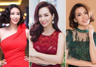 Hà Kiều Anh, Anh Thư, Thuý Hạnh tìm ứng viên thi nhan sắc Quốc tế