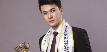 Doanh nhân Hanas Trần đăng quang 'Mister Travel Global 2018'