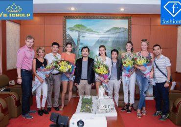 Vietgroup hợp tác với tập đoàn FashionTV hàng đầu thế giới
