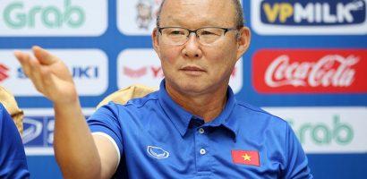 HLV Park Hang-seo yêu cầu giữ bí mật đợt rèn quân ở Hàn Quốc