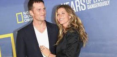 Tình yêu 13 năm của siêu mẫu Gisele Bundchen và Tom Brady