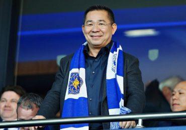 Chủ tịch Leicester City thiệt mạng sau tai nạn máy bay
