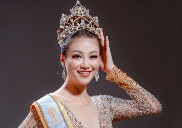 Nguyễn Phương Khánh đại diện Việt Nam tham dự 'Miss Earth 2018'