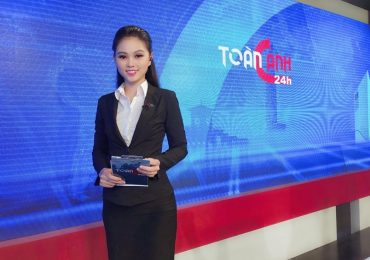 Hoa khôi Hoàng Thị Phương Thảo mất 4 tháng tập luyện để đầu quân cho VTV