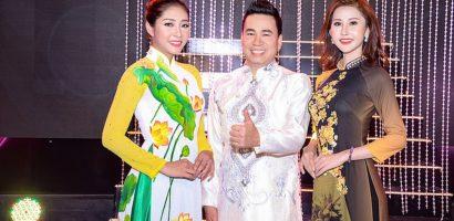 Hoa hậu Thu Thảo và Chi Nguyễn làm 'người tình sân khấu' của Michael Lang