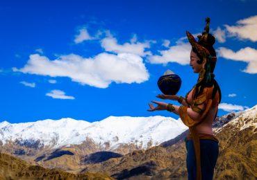 Cảnh đẹp khiến khách du lịch Việt sững sờ ở Ladakh