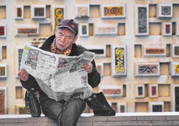 Hong Kong tình như một thước phim trong bộ ảnh đường phố
