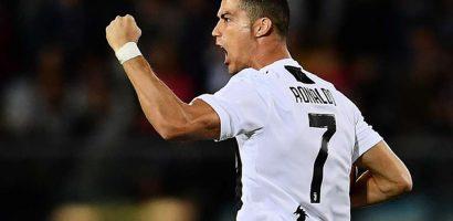 Ronaldo giải cứu Juventus: Định nghĩa siêu sao