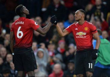 Martial và Pogba tỏa sáng, Man Utd thắng trở lại