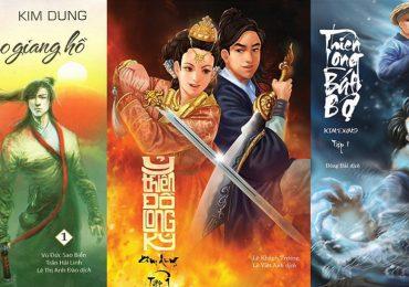 'Chưởng Kim Dung' và 60 năm làm chao đảo nhiều thế hệ độc giả Việt