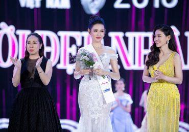 Top 5 Hoa hậu Việt Nam 2018 thay thế Á hậu thi Miss International