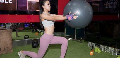 Hoa hậu Tiểu Vy đã bắt đầu tập luyện cho cuộc thi 'Miss World 2018'