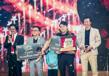 Đạo diễn Minh Nhật giành giả Quán quân 'Kịch cùng bolero 2018'