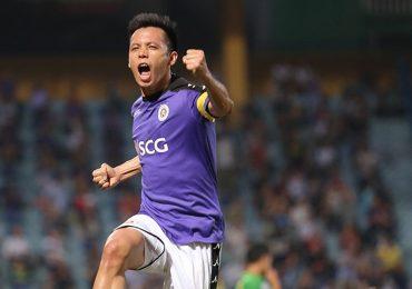 Văn Quyết là cầu thủ hay nhất V-League 2018