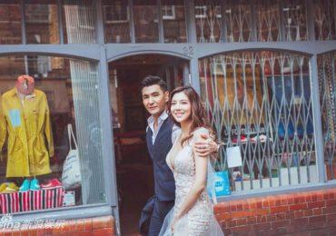 Sao TVB Trần Triển Bằng cưới vợ kém 13 tuổi