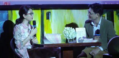 Tác giả Kẹo Đắng ra mắt sách 'Oscar con đường thảm đỏ của mẹ'
