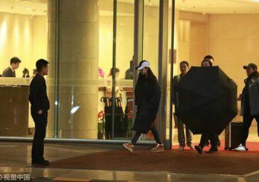 Phạm Băng Băng lần đầu lộ diện sau scandal trốn thuế