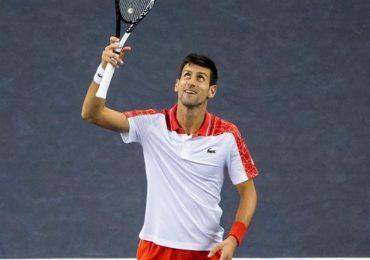 Djokovic vô địch Thượng Hải Masters, áp sát ngôi số 1 thế giới