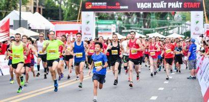 Giải Marathon Quốc Tế TP.HCM Techcombank 2018 đăng cai mùa giải lần thứ 2