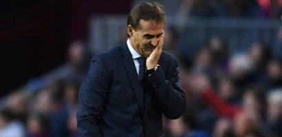 Real Madrid sa thải HLV Lopetegui, bổ nhiệm Solari tạm quyền